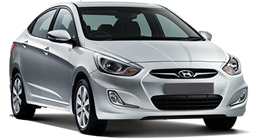 Hyundai Accent blue full otomatik